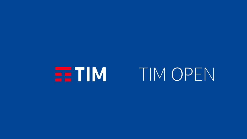 tim open digital store api app benessere tecnologico developer