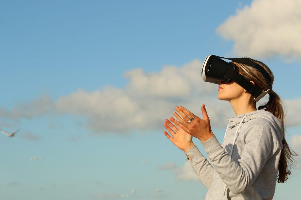 realtà virtuale rilassamento