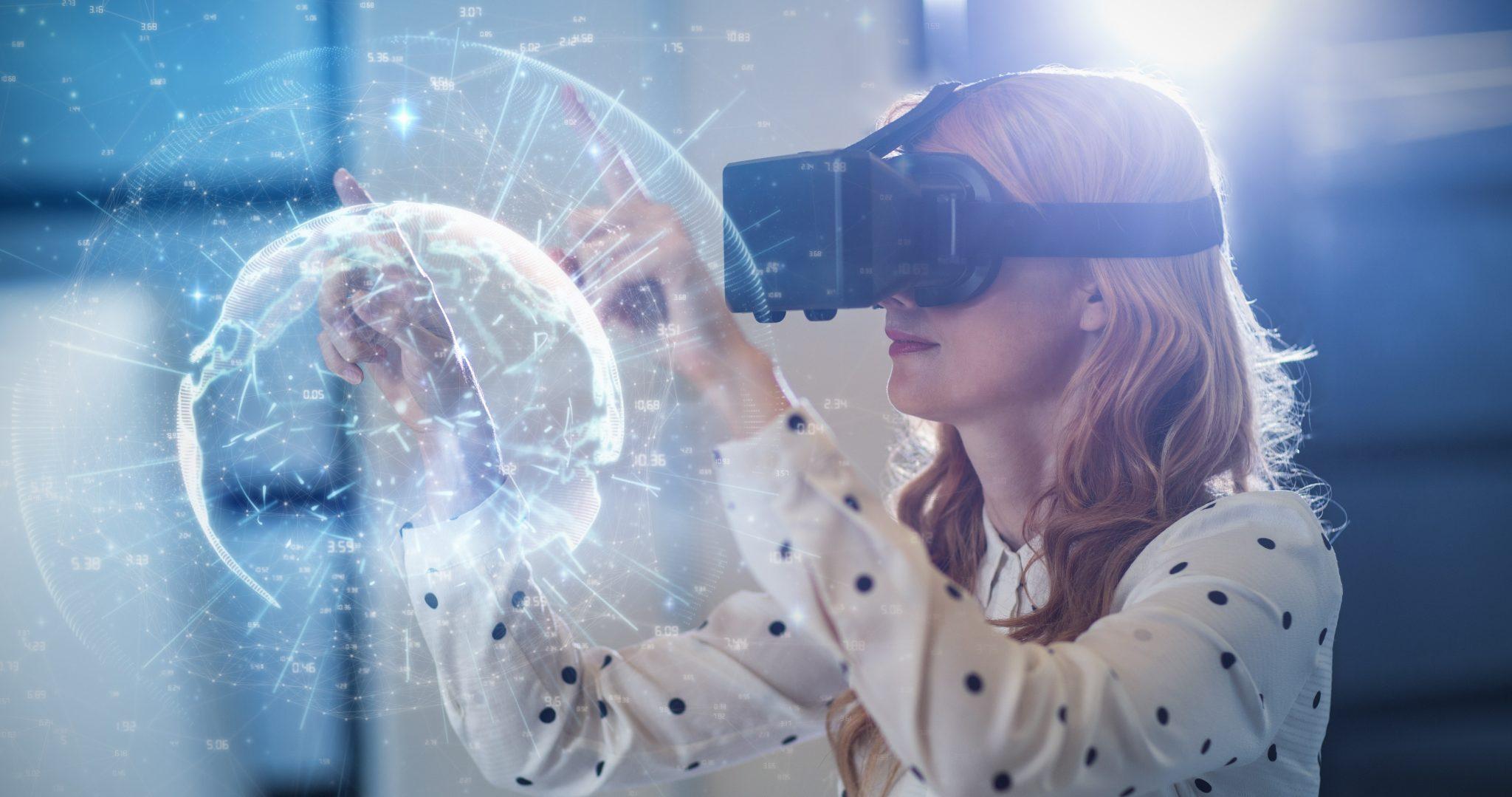 tecnologia VR realtà virtuale AR aumentata produttività benessere tecnologico lavoro azienda organizzazione psicologia laura fasano