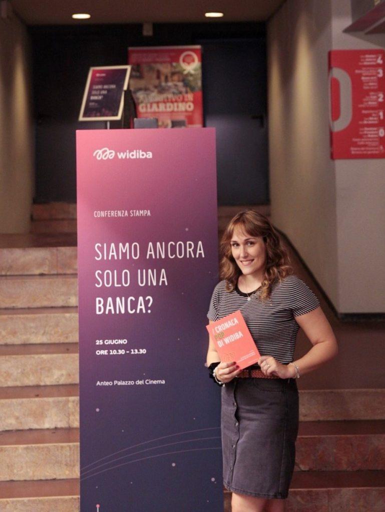 banca widiba tecnologia digitale innovazione tecnolaura laura fasano benessere tecnologico