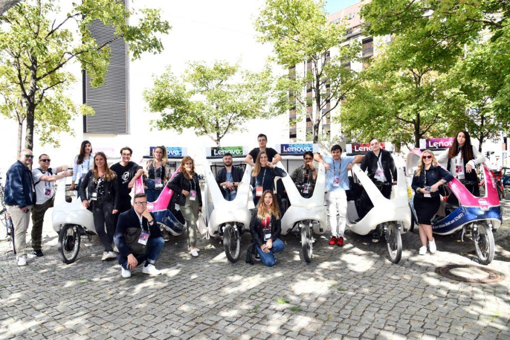 lenovo ifa 2019 laura fasano velotaxi green energia tecnolaura innovazione smart city