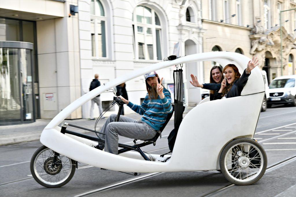lenovo ifa 2019 laura fasano velotaxi green energia tecnolaura tecnologia