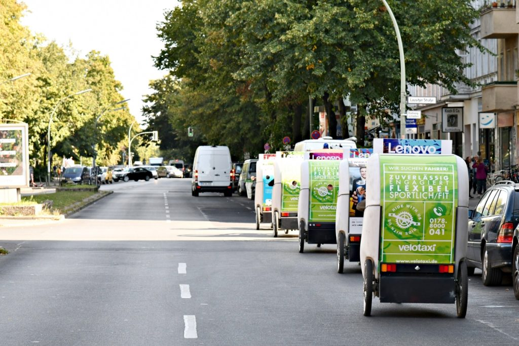 lenovo ifa 2019 laura fasano velotaxi green energia tecnolaura trasporto
