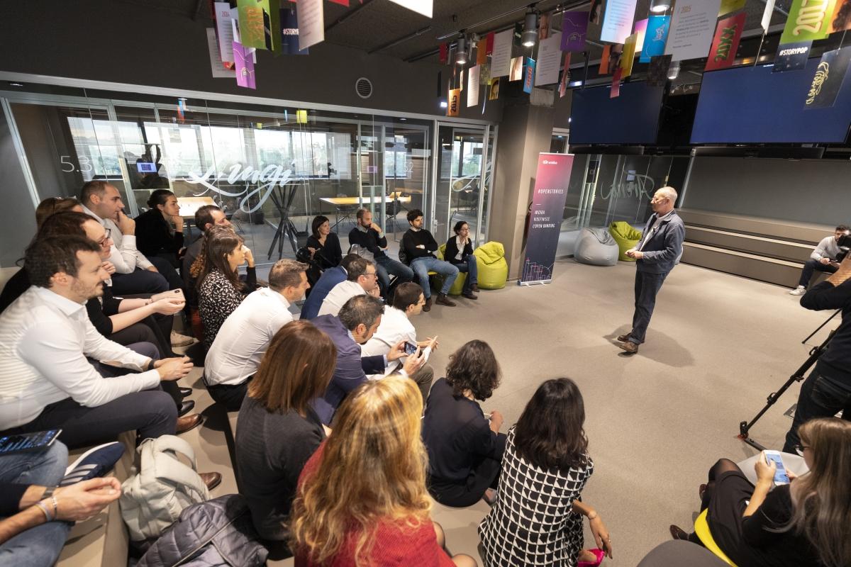 widiba banca fintech tasse open innovation risorse umane tecnologia leonardo previ benessere laura fasano tecnolaura startup