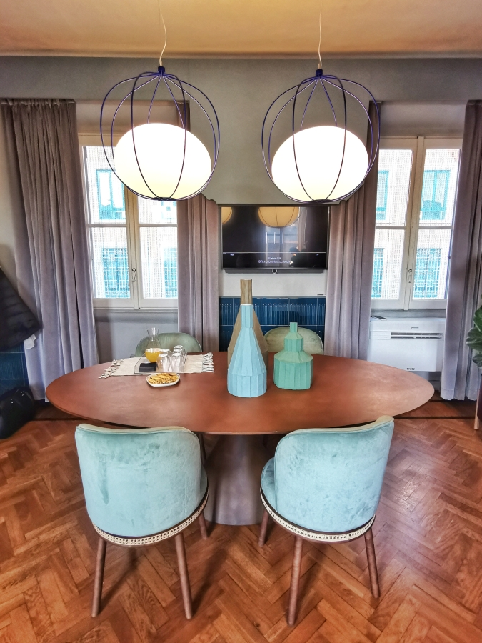 appartamento smart milano bticino domotica