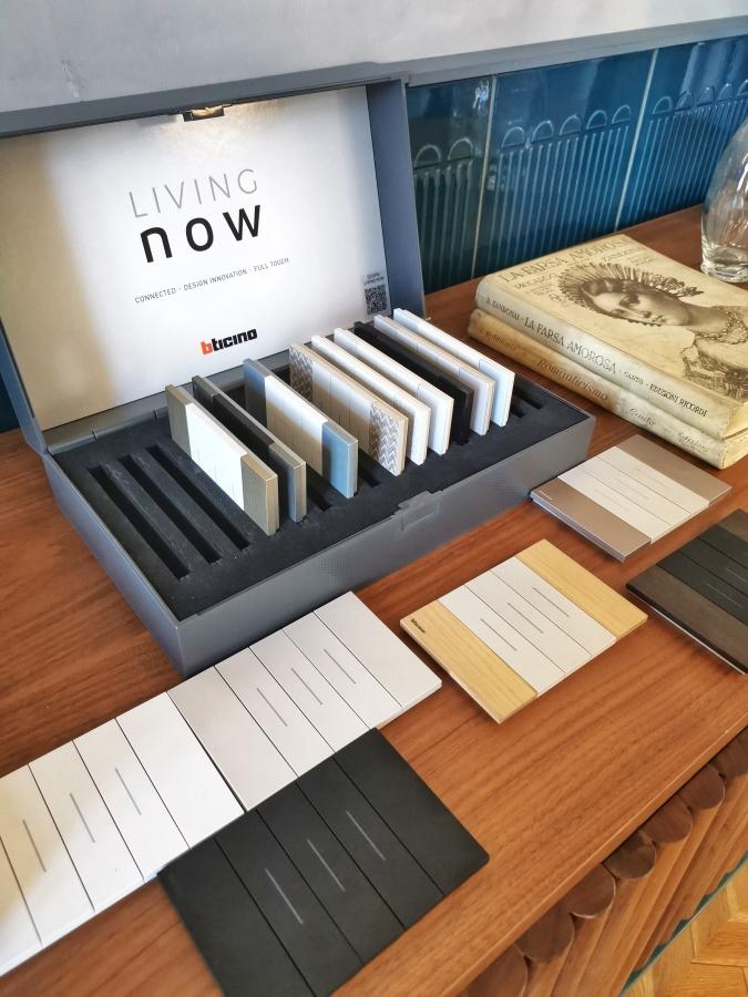 bticino placche design domotica smarthome