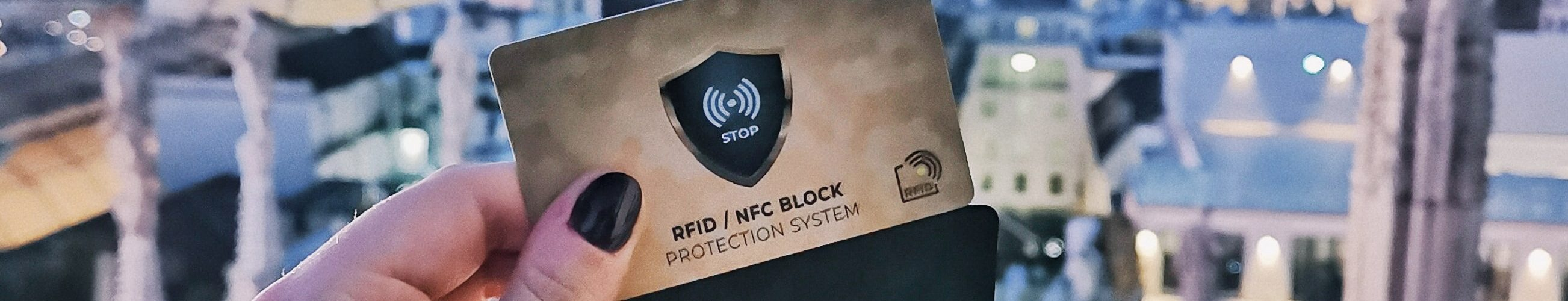 goodz rfid blocking protection truffe contactless laura fasano tecnolaura benessere tecnologico