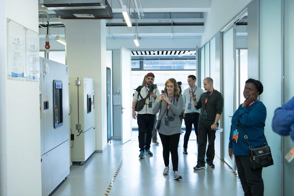 tecnolaura Lenovo reliability lab headquarter cina