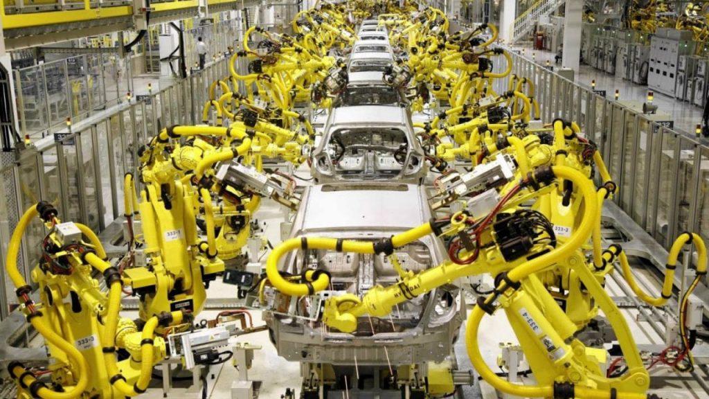 robotica industriale automazione braccio robot tecnolaura benessere tecnologico laura fasano