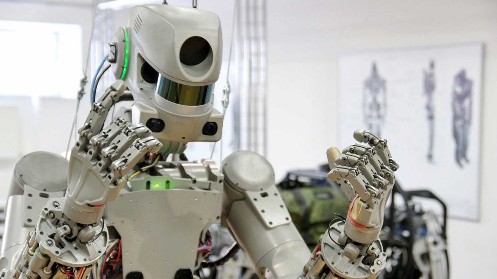 robotica robot umanoide automazione tecnolaura benessere tecnologico laura fasano
