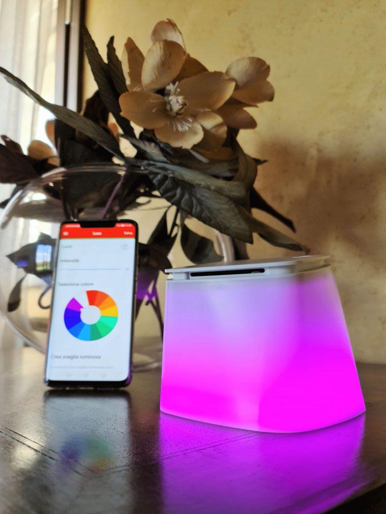 tecnolaura generali jeniot airsafe qualità aria ambiente clima inquinamento indoor casa smart home