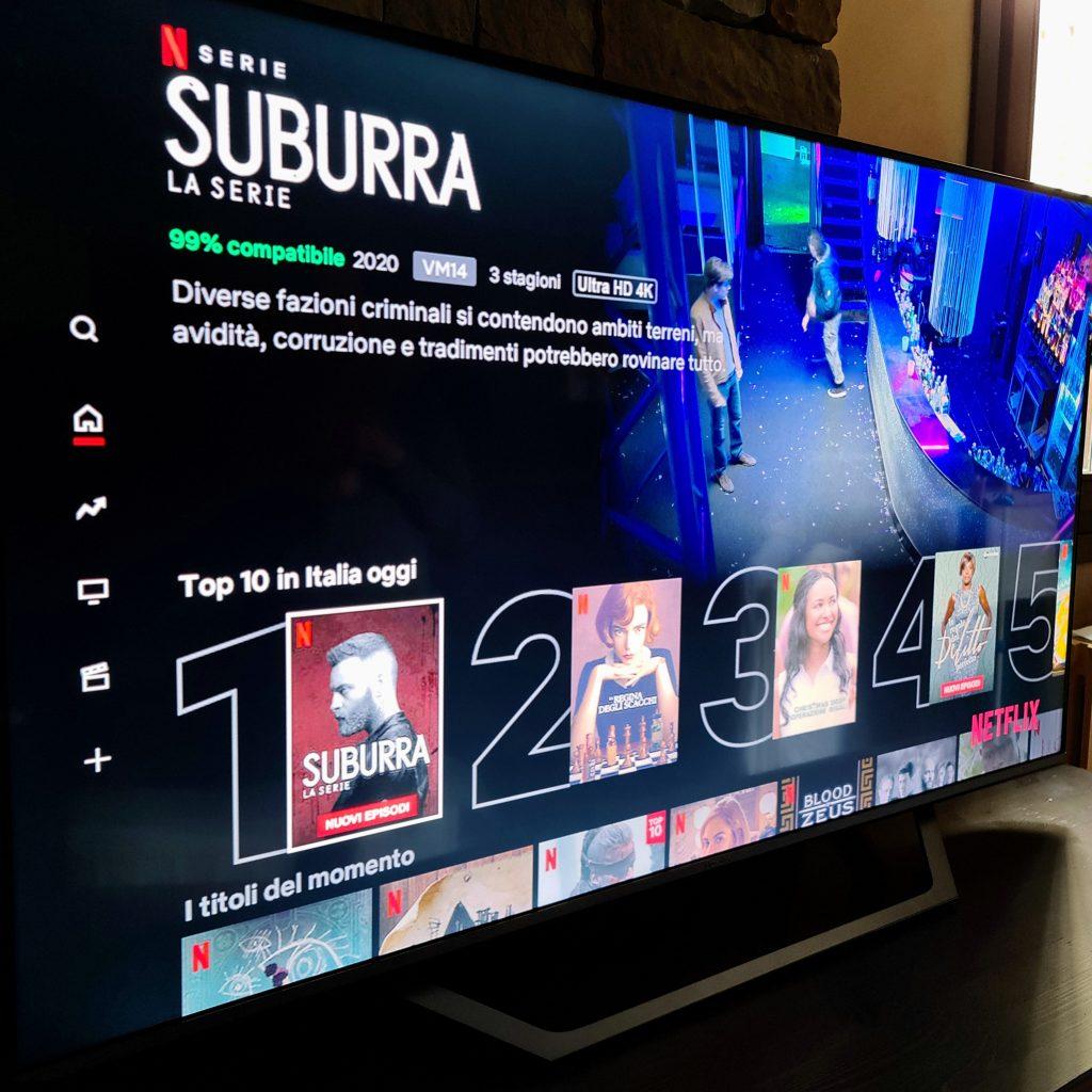 hisense smart tv tecnologia netflix amazon vidaa benessere tecnologico laura fasano tecnolaura