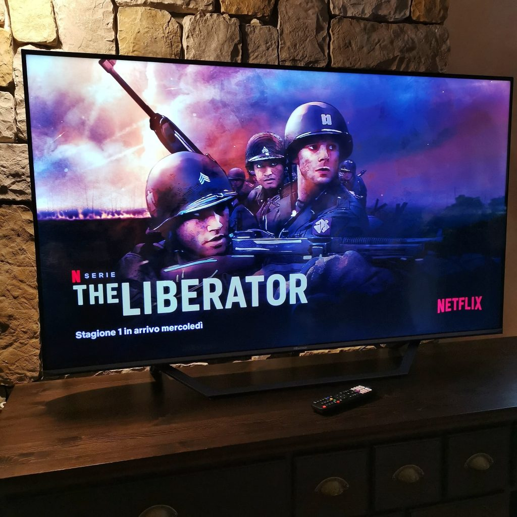 hisense smart tv tecnologia netflix amazon vidaa benessere tecnologico laura fasano tecnolaura digitale